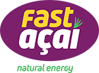 Logo Fast Açai Premium